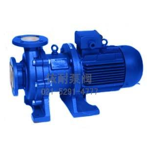 CQB-F型氟塑料合金磁力驱动泵