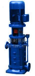 DL、DLR 型立式多级离心泵