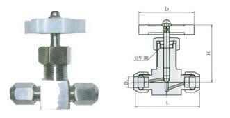 QJ-1A 氣動管路截止閥1