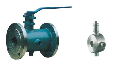 BQ41/BQ71法兰连接保温球阀(特种球阀)